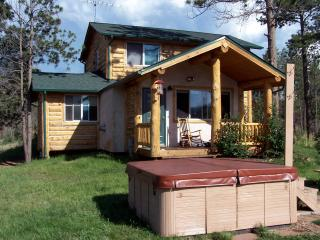 Perfect 3 bedroom Woodland Park Cabin with Deck - Woodland Park vacation rentals