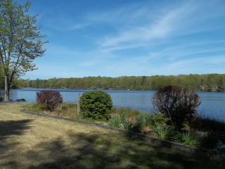 Sparkling Lake Vista...privacy and views await! - Milford vacation rentals