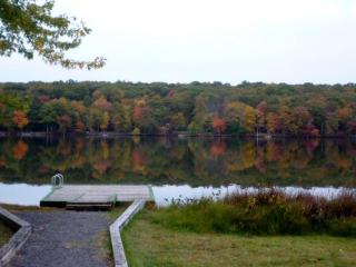 Sparkling Lake Vista...privacy and views await! - Milford vacation rentals