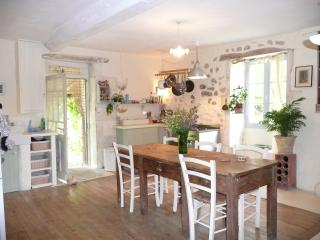 1 bedroom House with Deck in Bouteilles-Saint-Sebastien - Bouteilles-Saint-Sebastien vacation rentals