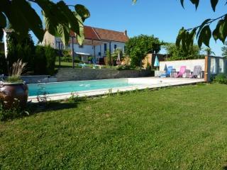 La Maison Blanche and Petit Bel-Air - Digoin vacation rentals