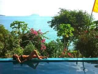 Lotus Paradise Luxury oceanfront pool Villa - Koh Phangan vacation rentals
