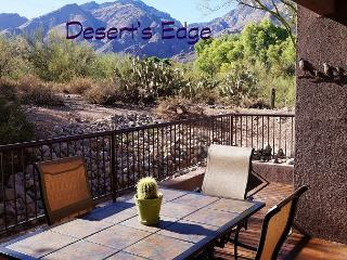 1st Floor  3 Bedroom 2 Bath with Extended Patio and Great Mountain Views - Tucson vacation rentals