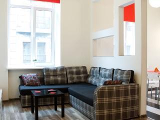 CR100LVI - Modern Art-Deco Apartment - Lviv vacation rentals