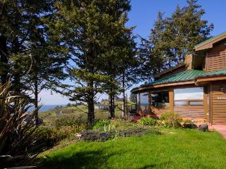 Sahhali Shores home with great ocean views & private hot tub - Neskowin vacation rentals