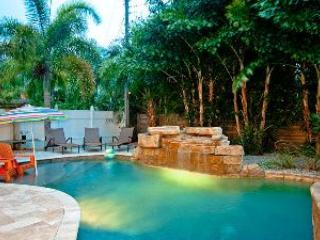 Waterfall - Allegria by the Sea-309 64thST - Holmes Beach - rentals