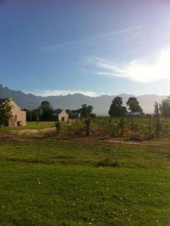 Saronsberg Vineyard Cottages - Riebeek Kasteel vacation rentals