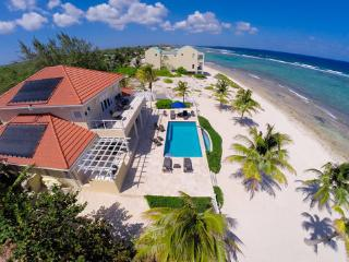 Luxury Beachfront Villa w/ Pool 4BR In Harmony - Bodden Town vacation rentals