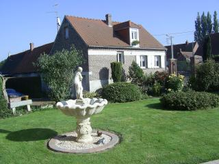 HOUSE COTTAGE OF RIVIERE NEAR ARRAS - Northern France vacation rentals