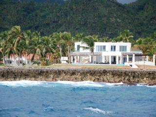Private Beach-4 Master Bedrooms-Ocean Front Villa - Las Galeras vacation rentals