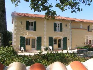Cozy 2 bedroom Condo in Brossac with Internet Access - Brossac vacation rentals