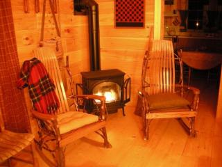 THE LIL' RUSTIC CABIN - Franklin vacation rentals
