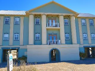 Luxury Blue Atlantis House - Gulf Front - Gulf Shores vacation rentals