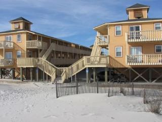 Sunrise Village 110, Gulf Front, Private Balcony, Economy - Gulf Shores vacation rentals