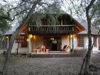 Nice House with Deck and Internet Access - Marloth Park vacation rentals