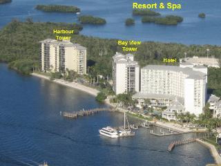 Harbour Tower | Unit 413 ] Sanibel Harbour Marriott - Sanibel Island vacation rentals