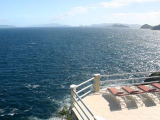Oceanfront w/ Pool - Three Palms Villa - Saint Thomas vacation rentals
