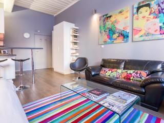 2 persons flat center Lyon- Fuschia - Lyon vacation rentals