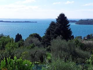 B&BLago Blu...True relaxation overlooking the lake - Gardone Riviera vacation rentals