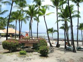 Recent Renovation- New Furniture- 2 bed 2 bath townhouse Surf and Racquet - Kailua-Kona vacation rentals