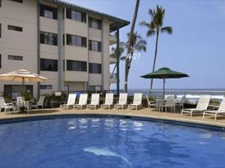 Ocean Front in Kailua Kona Town short walking distance to pier, Kona Reef A27 - Kailua-Kona vacation rentals