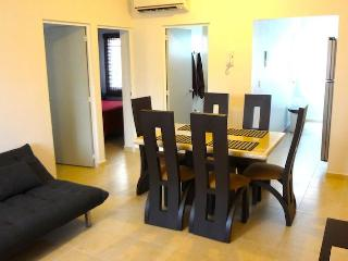 2BD Condo Equipped Parking Pool Grill Safe Optional Available Vehicle 2Mi Beach - Playa del Carmen vacation rentals
