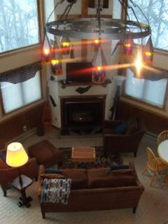 UPPER KASTENBOLE Chalet, Whitecap Mountain Resort - Upson vacation rentals