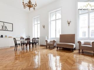 Grand Opera Apartment - pure luxury, top location - Budapest & Central Danube Region vacation rentals