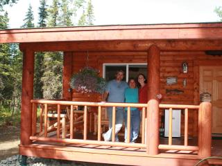 Nice Cabin with Garage and Television - Sterling vacation rentals