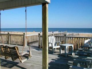 APRIL/MAY DEALS:OceanFront 3BR House,Big Deck,WiFi - Image 1 - Kure Beach - rentals