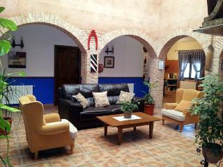 Luxury villa in La Mancha with private pool and own activities - Bolanos de Calatrava vacation rentals