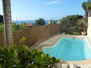 Near Monaco sun Studio with a pool terrace garden - Eze vacation rentals