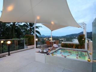 Seaview Penthouse in Phuket - Surin beach - Phuket vacation rentals