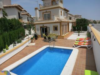 Villa in Cabo Roig, Costa Blanca, Spain - Alicante vacation rentals
