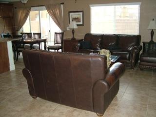 Downstairs Familyroom - Las Vegas Vacation Home - Las Vegas - rentals