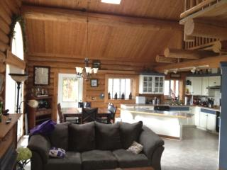 Beautiful Log Home on Lake - Olympia vacation rentals