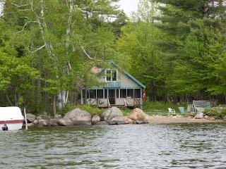 Chalet du Lac on Lake Pleasant - Adirondacks vacation rentals