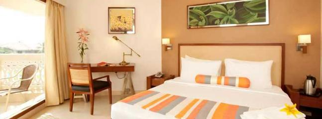 Studio apt at  5 star resort at goa, india - Goa vacation rentals