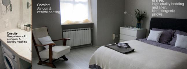 Bathroom/Bedroom - Fresh* Sheets Zagreb Apartment - Zagreb - rentals