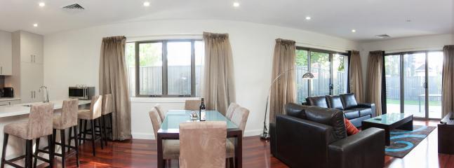 Living/Dining - Abode Apartments Albury - Albury - rentals