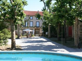Charming bed and breakfast,  Domaine des Agnelles - Languedoc-Roussillon vacation rentals