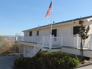 Copperopolis Tranquil lake & mountain view home - Copperopolis vacation rentals