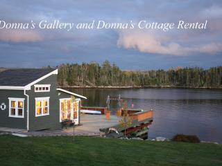 Donna's Cottage Rental on the Ocean - Halifax vacation rentals