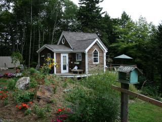 Romantic Cottage with Deck and Outdoor Dining Area in Nova Scotia - Nova Scotia vacation rentals