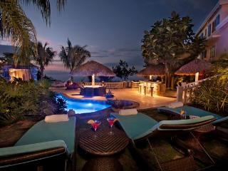 Villa Bijoux Bleu~Paradise Found! New Luxury Villa, Tropical Oasis, Lagoon Pool, Waterfalls - Saint Thomas vacation rentals