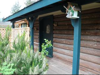 Perfect Cabin with Deck and Internet Access - Salt Spring Island vacation rentals