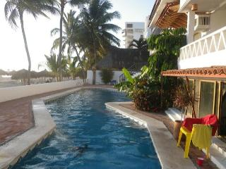 Beach Front 2 Bed Condo Sleep 4,nuevo Vallarta - Nuevo Vallarta vacation rentals