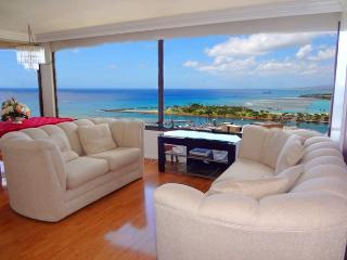 Penthouse Amazing Oceanview Condo - Honolulu vacation rentals