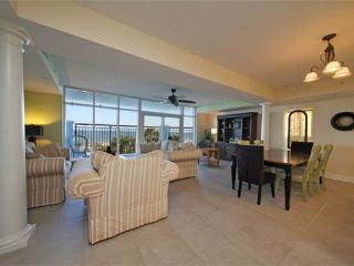 Oceanfront 5 Bedroom Condo - Ocean Blue Resort - Myrtle Beach vacation rentals