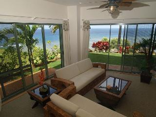 Oceanfront with Ocean Views - Princeville vacation rentals